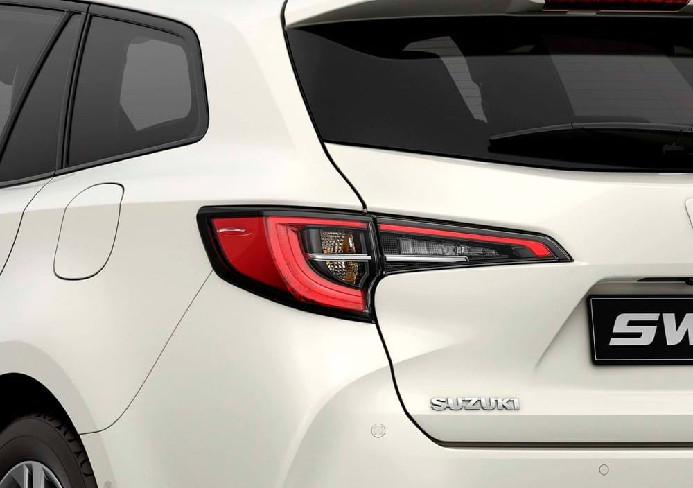 Front & rear parking distance sensors