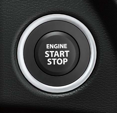 Keyless entry and engine start