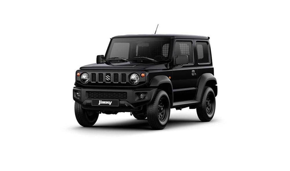 Suzuki Jimny in Black