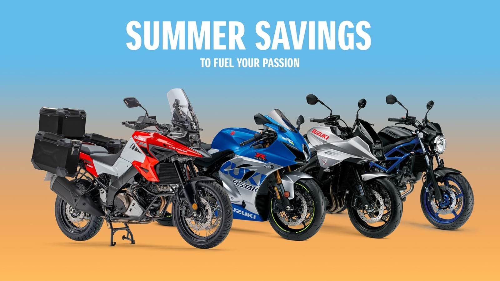 Q3 Summer Savings Offer Promo page banners