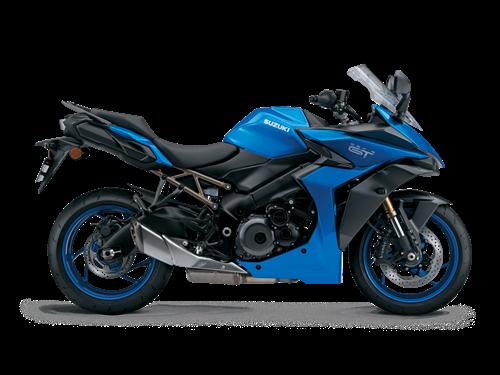 GSX-1000GT bike in Metallic Triton Blue