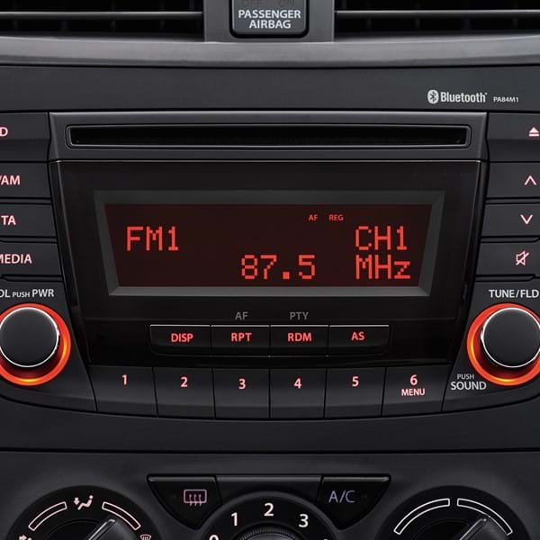 Suzuki Celerio DAB Digital Radio