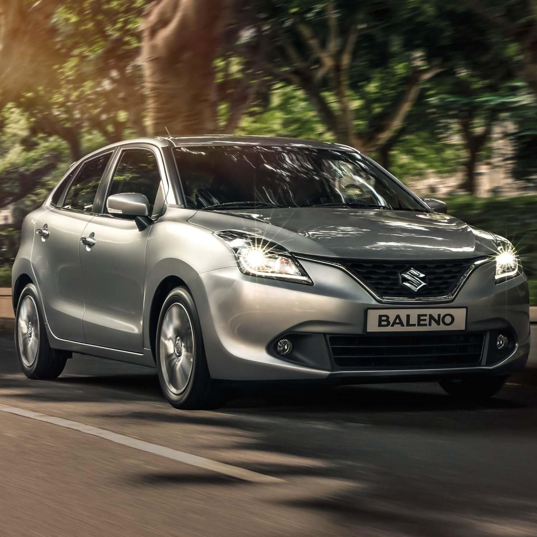 The New Suzuki Baleno