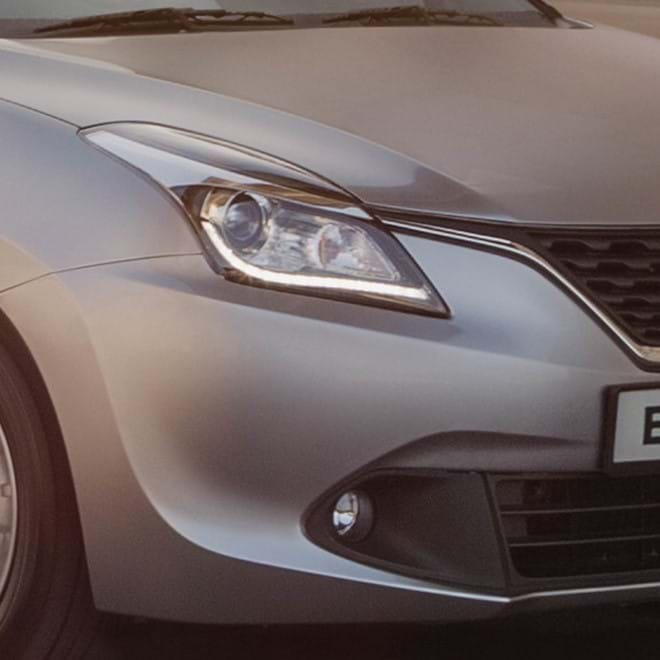 Suzuki Baleno High-intensity discharge headlamps