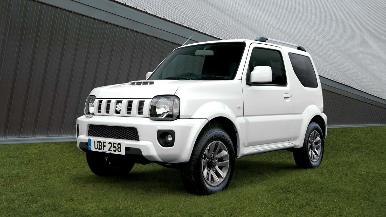 Suzuki Jimny: The High Value, High-Fun 4x4 | Suzuki Cars UK
