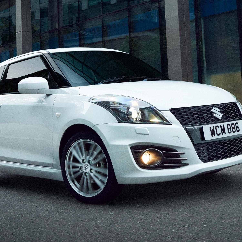Suzuki Swift Sport: Suzuki Swift Sport Hatchback