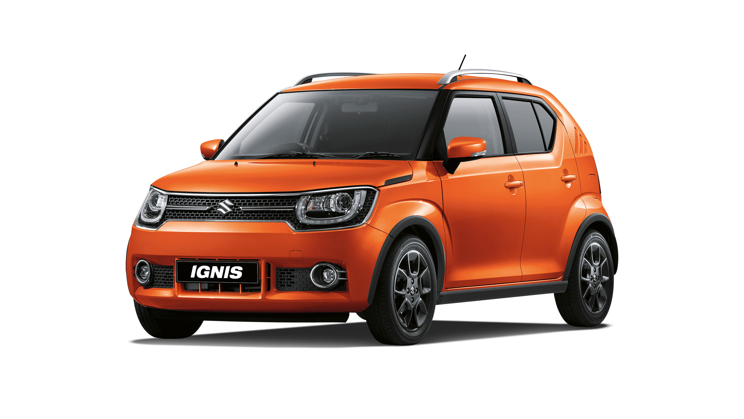 The Ignis SZ5 in Flame Orange