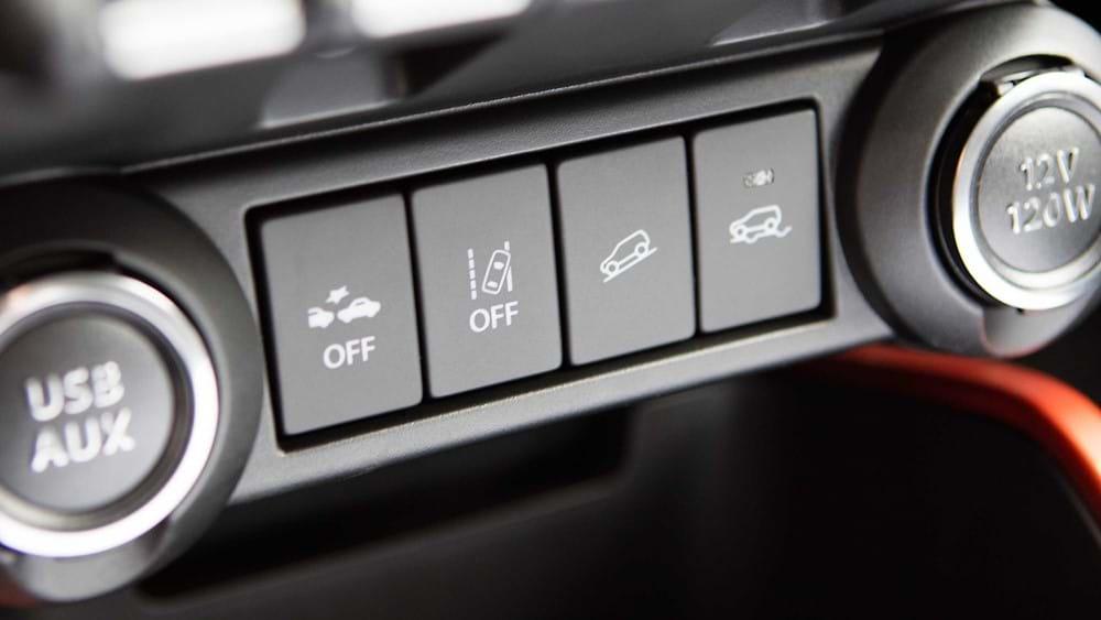 Suzuki Ignis ALLGRIP 4-wheel Drive system