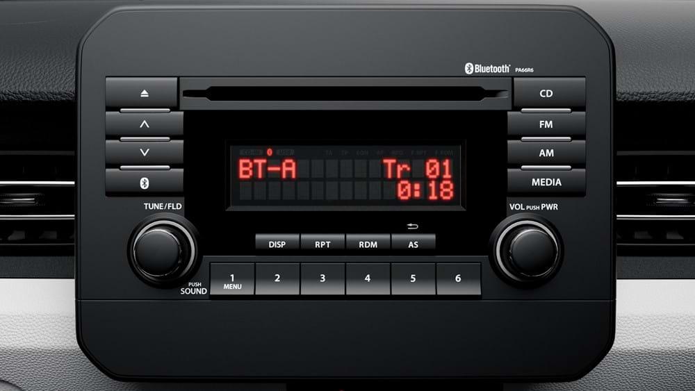 DAB digital radio & CD player