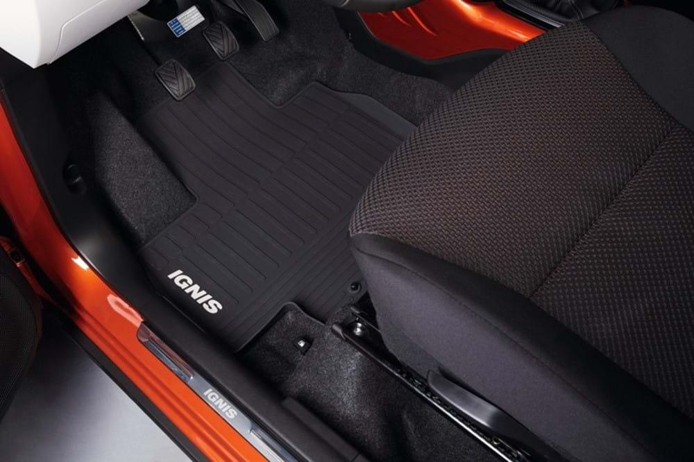 Ignis floor mat