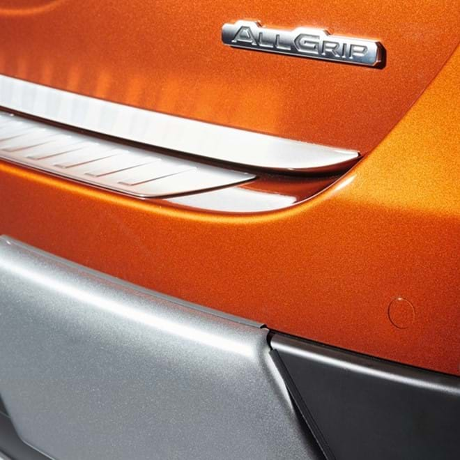 S-Cross rear bumper