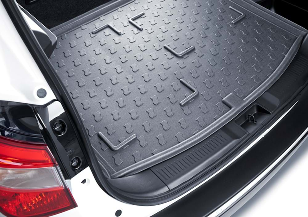 S-Cross boot mat