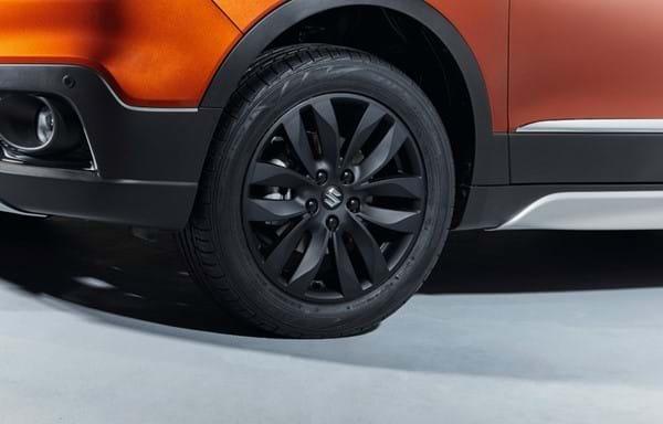 S-Cross wheel trim