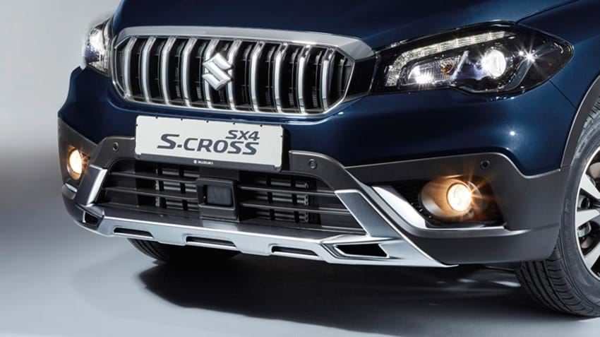 S-Cross front grille