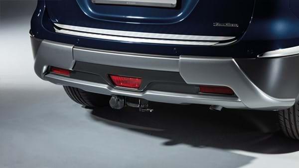 S-Cross rear bumper