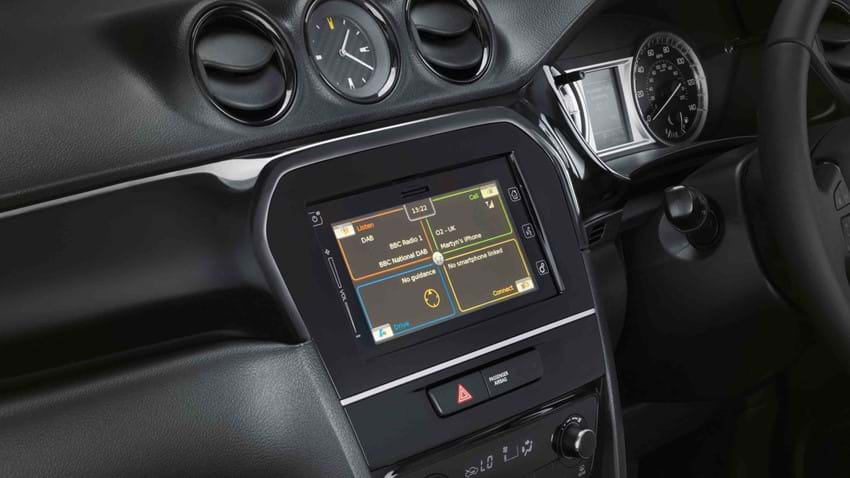 In car technology