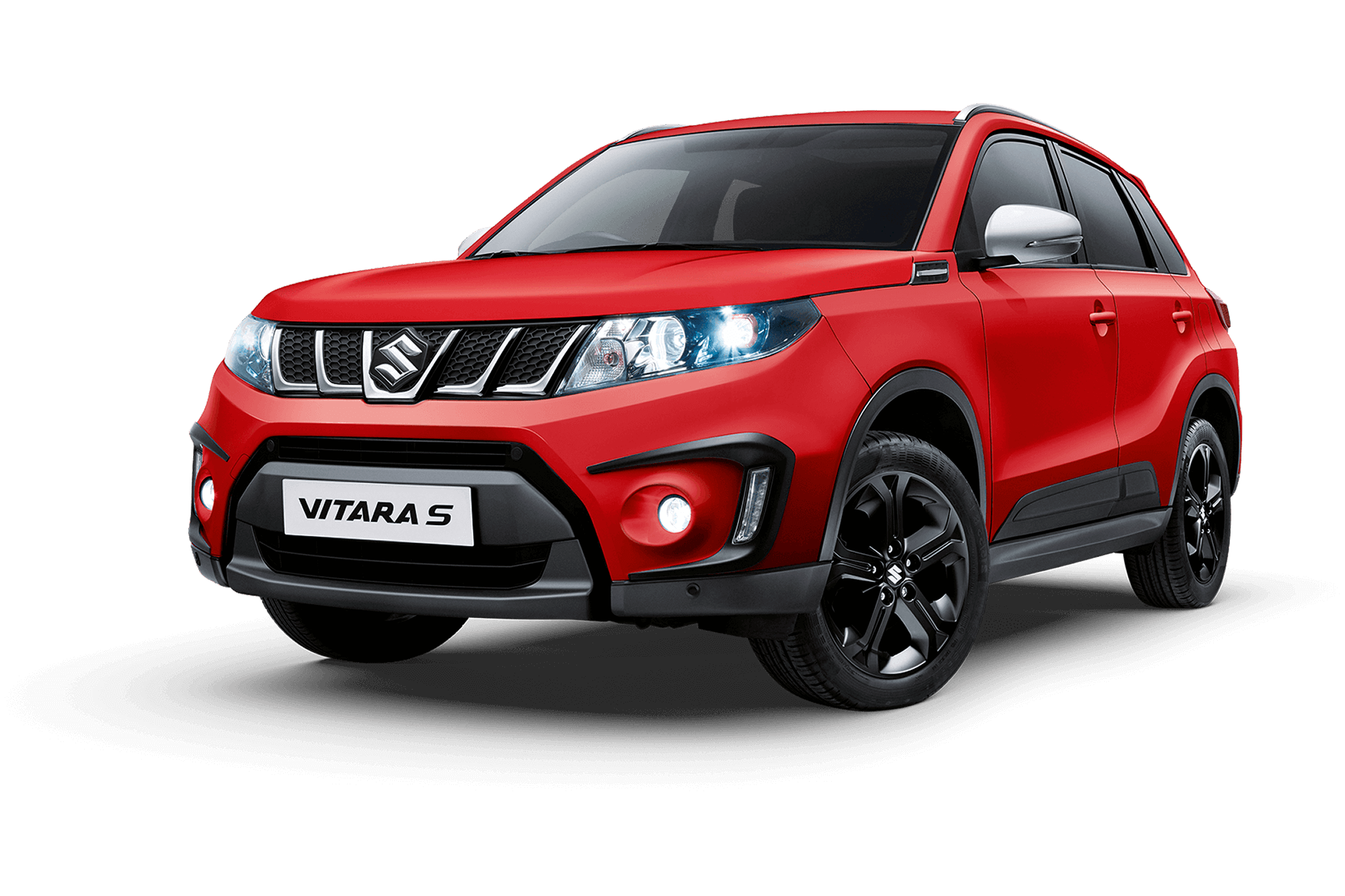 New Suzuki Vitara S The Sporty Addition To The Vitara Range