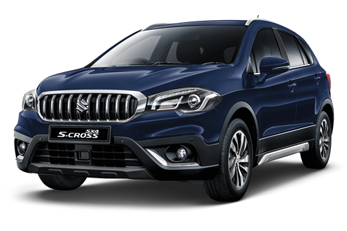 New Suzuki SX4 S-Cross Car 2017