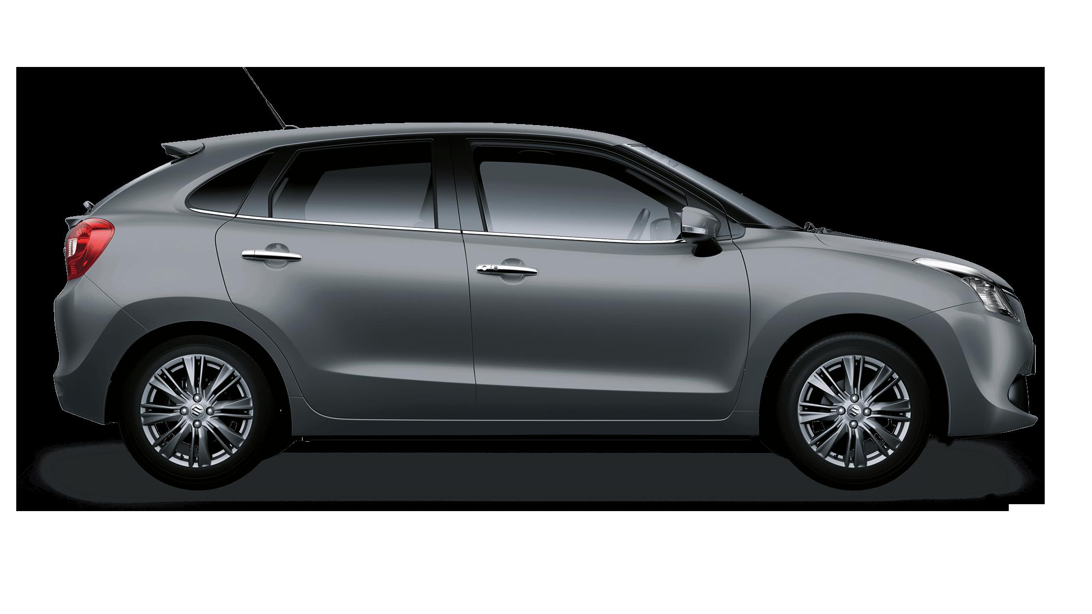 Suzuki car range