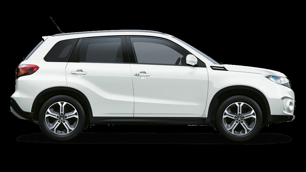 White Suzuki Vitara SZ5