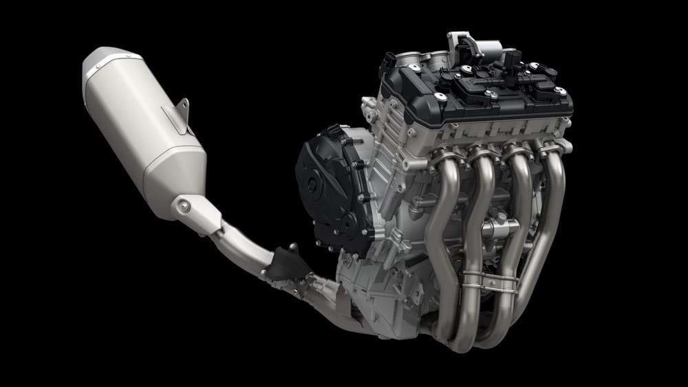 GSX-R1000 Engine