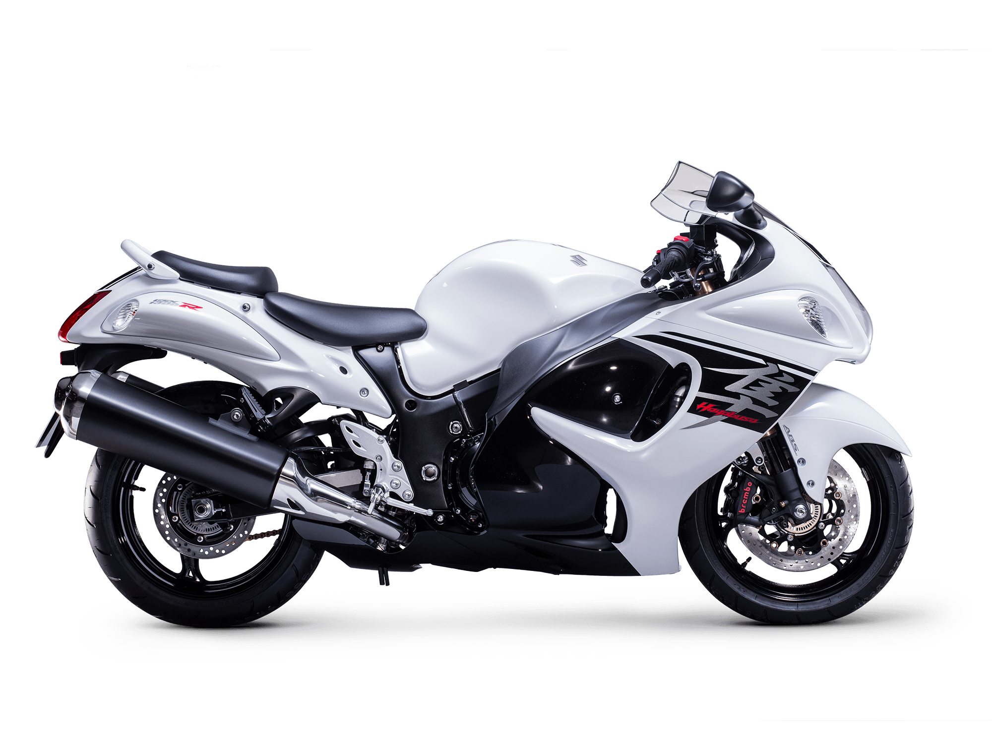 Suzuki S Revered Hayabusa Continues Into 2017 With A New White And Black Colour Option As Well
