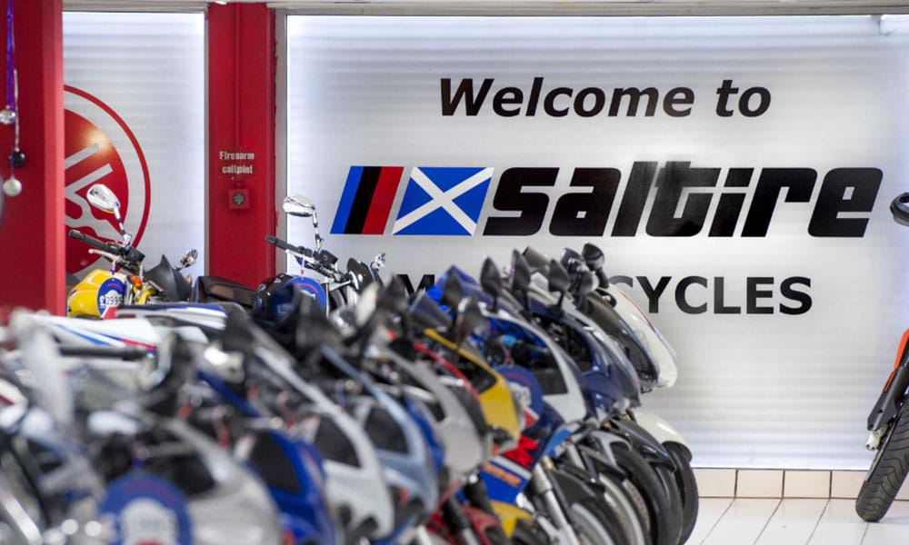 Saltire Motorcycles Shop