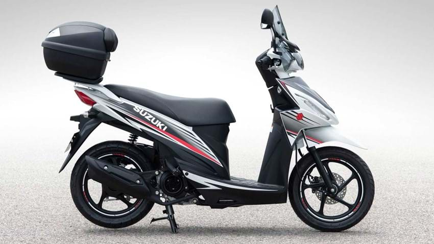 Suzuki Address 110 For Sale Syrian Civil War