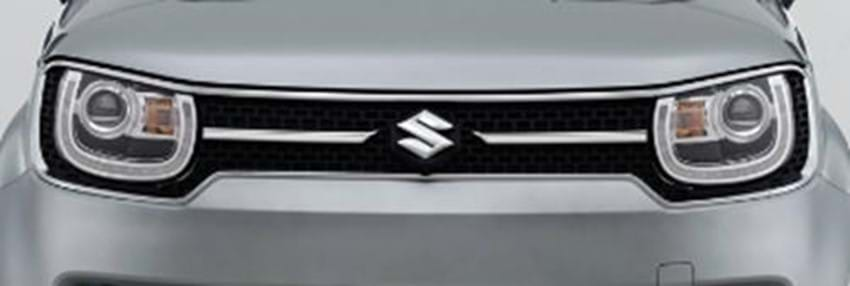 Ignis front grille
