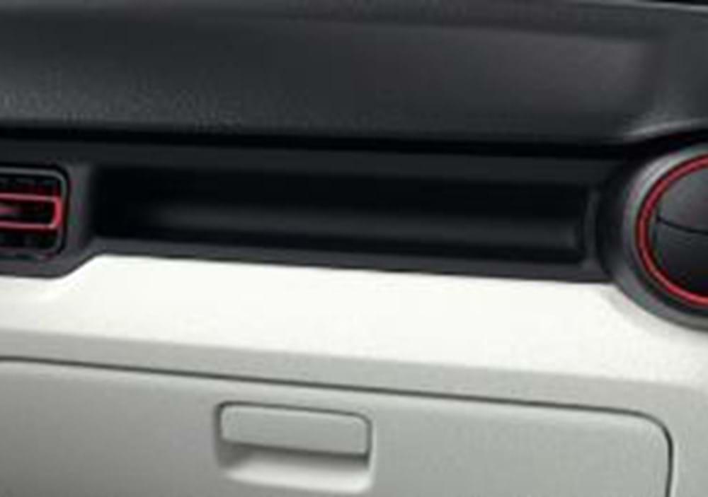 Ignis dashboard storage