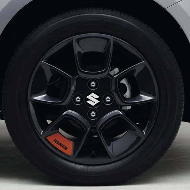 Ignis wheel trim