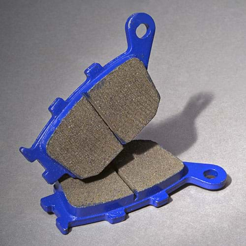 Non-Genuine Brake Pads