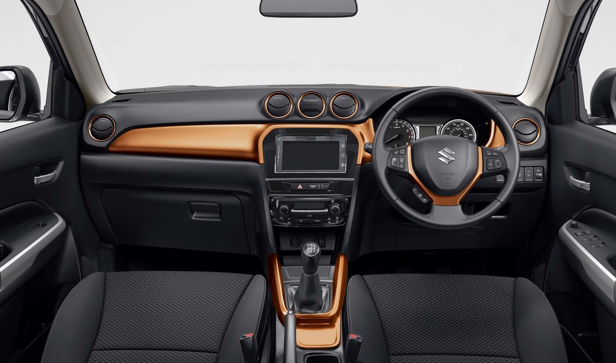 The Suzuki Vitara SZ T Specs Price
