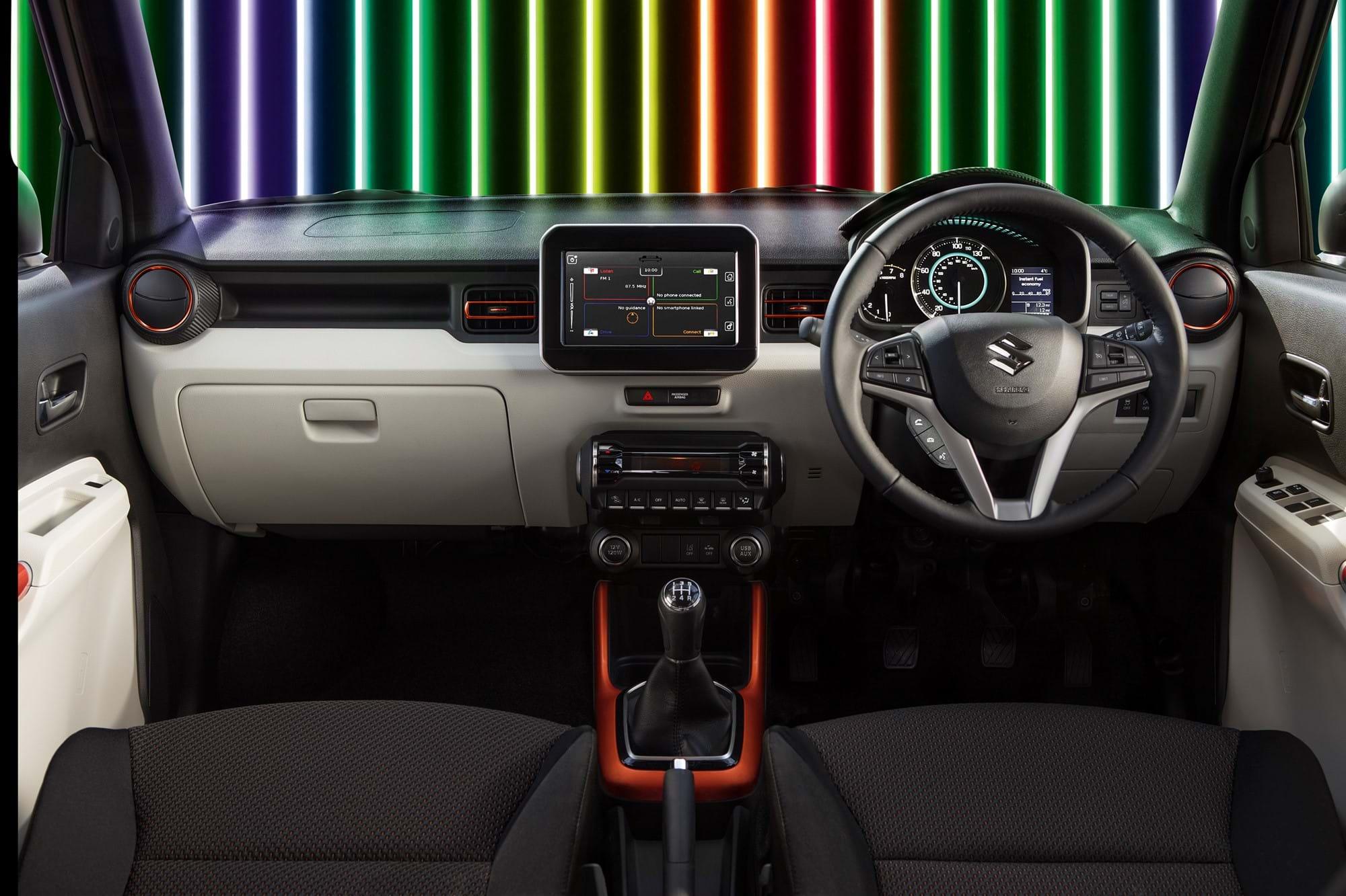 New Suzuki Ignis SZ5 Specs Price