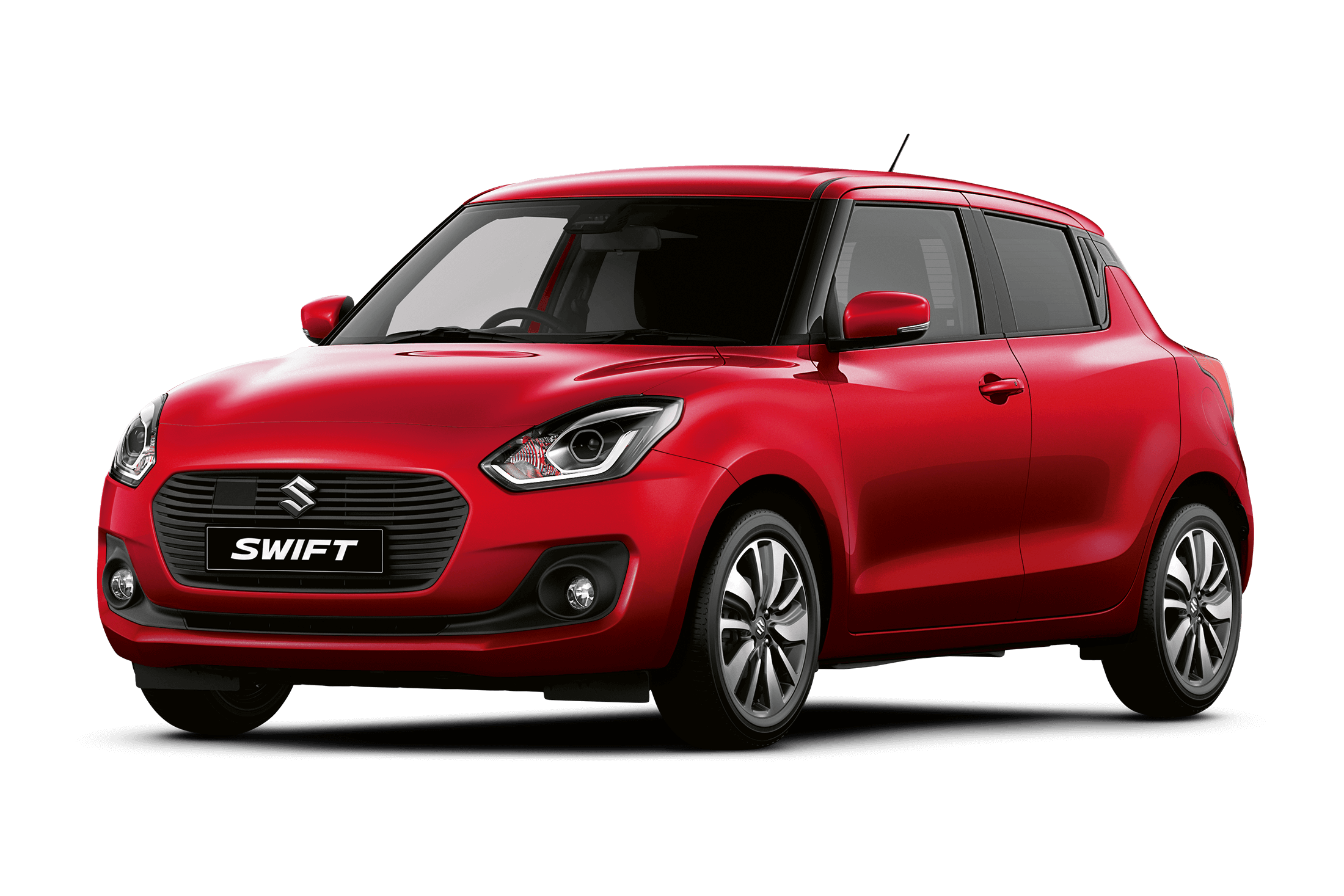 New Suzuki Swift 2017