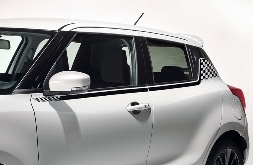 New Suzuki Swift Attitude Specs Amp Price Suzuki Cars Uk