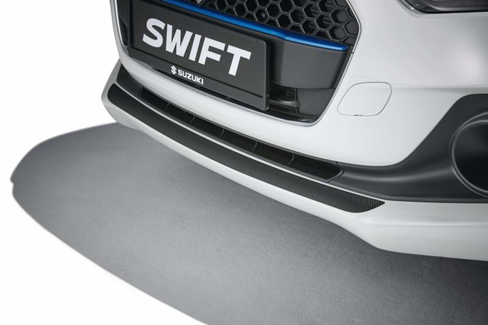 Swift front detailing