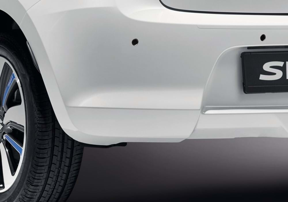 Swift rear bumper