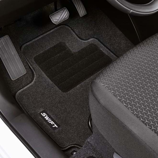 Swift footwell mat