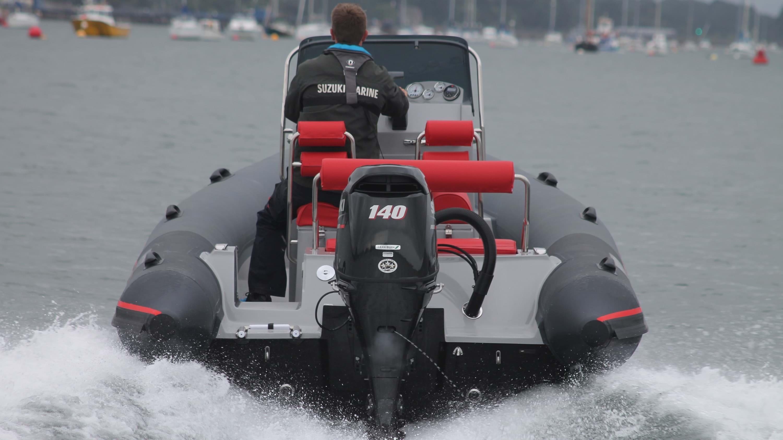 Hydrosport boat