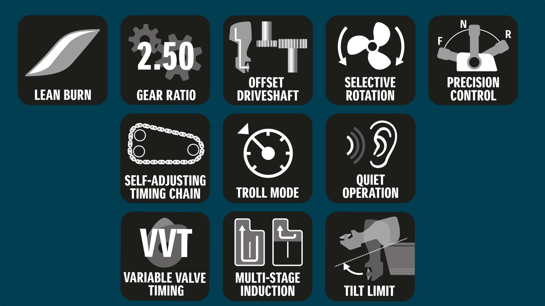 DF175AP technical details