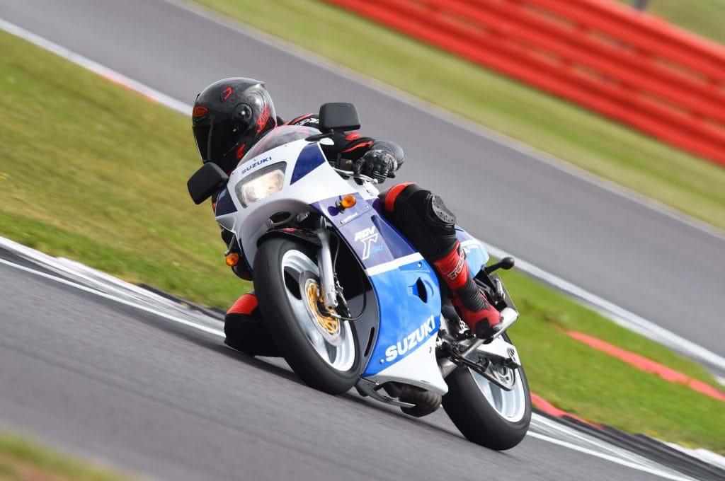 Suzuki all-star track day returns to Silverstone's GP circuit