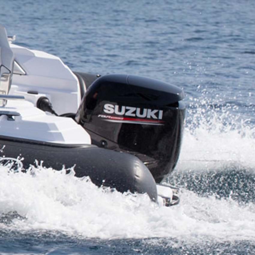 Suzuki water detector