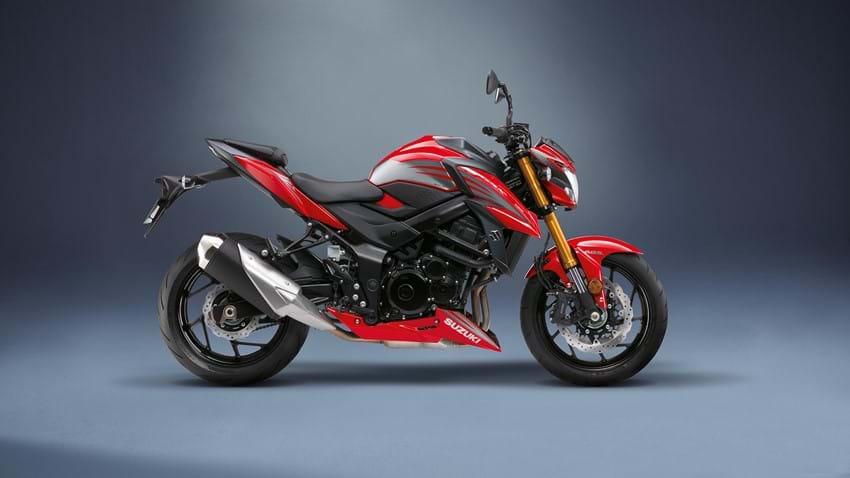 Suzuki GSX-S750 | Suzuki Bikes UK