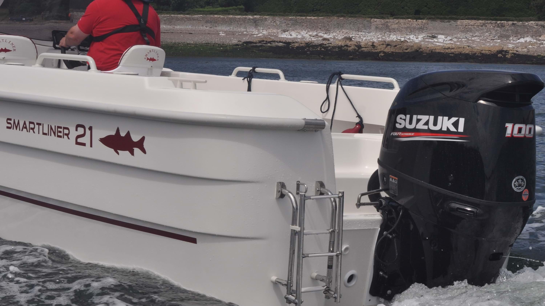 Smartliner Boat