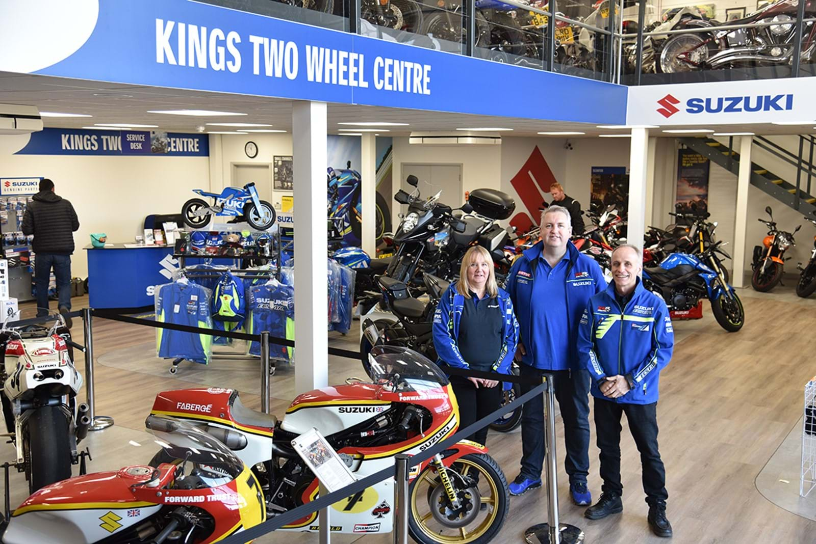 News & Events | Suzuki Bikes UK