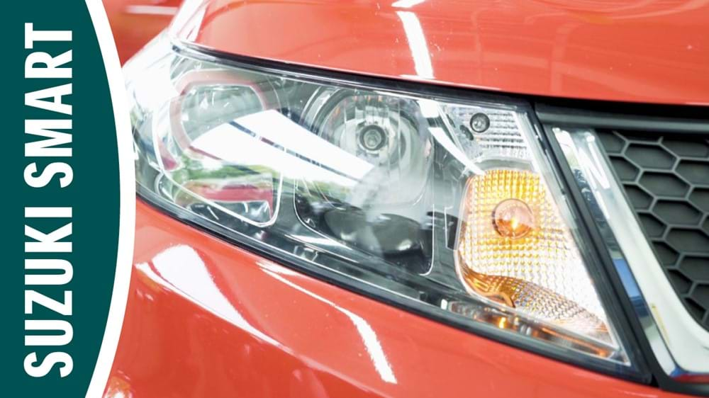 Suzuki headlights