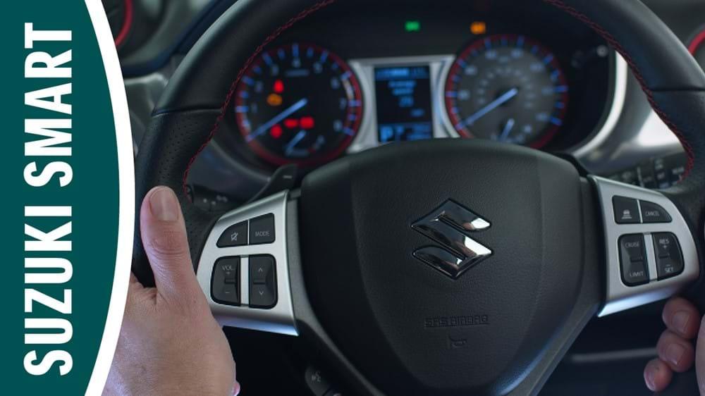 Suzuki wheel